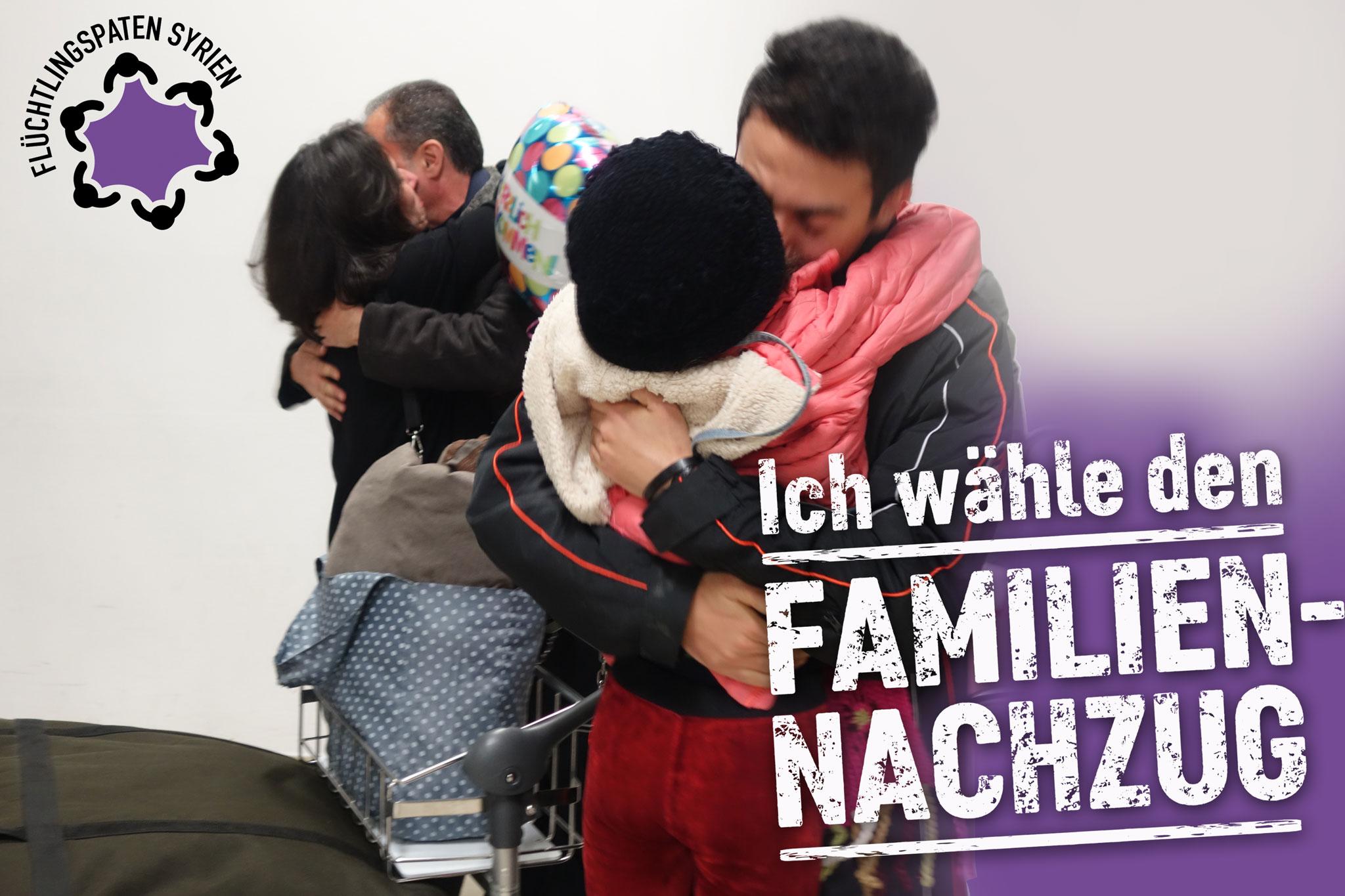 Hilfe – wie wähle ich menschliche Flüchtlingspolitik?