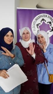 Fatema und Ihre Töchter