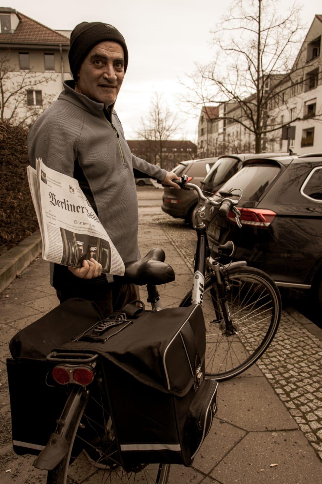 Neues Fahrrad, neue Freiheit